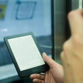 Чтение в транспорте и зрение
