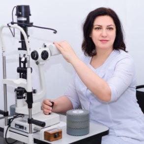 Офтальмолог Блюм Елена Александровна