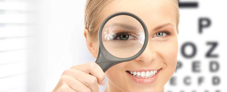 Проверять зрение необходимо регулярно